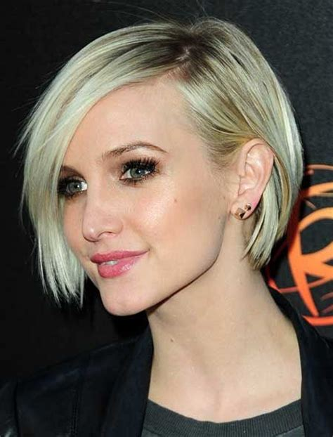 straight wiry hair hair cuts very charming and attractive asymmetric bob cuthttp www