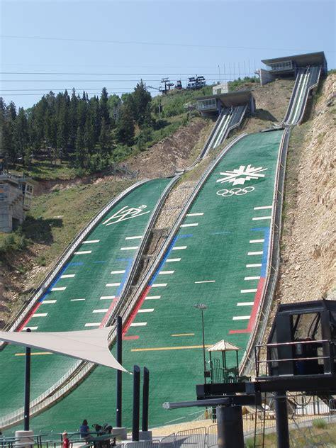 jump olympics file ski jumping utah olympic park jpg wikimedia