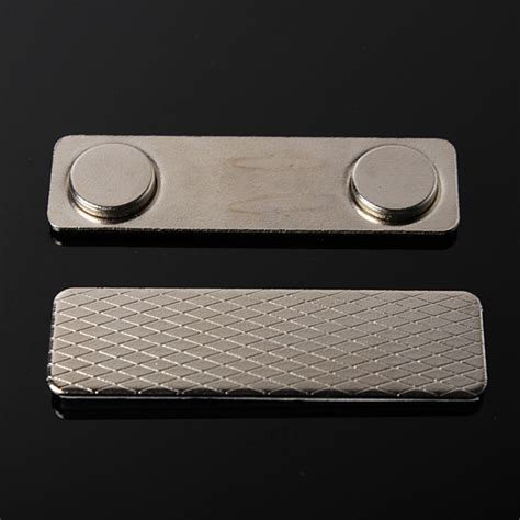 Id Card Holder Magnet Name Tag Holder Magnet Tempat Id Card Magnet magnetic name tag badge fastener id holder metal card strong magnet alex nld