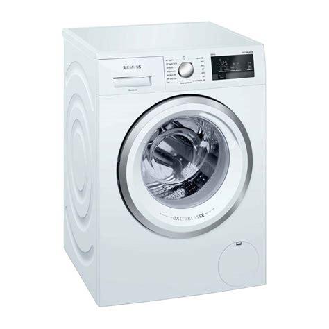 siemens extraklasse waschmaschine siemens extraklasse 8kg 1400 spin washing machine wm14t391gb
