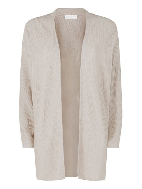 Esprit 100 Cotton Drape Cardigan of the cardigans of the groom cardigans