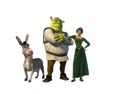 free shrek painting shrek clip clipart best
