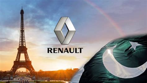 renault pakistan renault signs mou with majid al futtaim to set up car