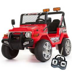 12v two seater road electric jeep 163 169 99