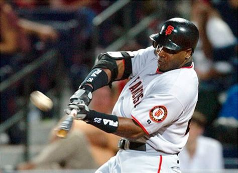 How Many Home Runs Does Barry Bonds by Sports Club Barry Bonds