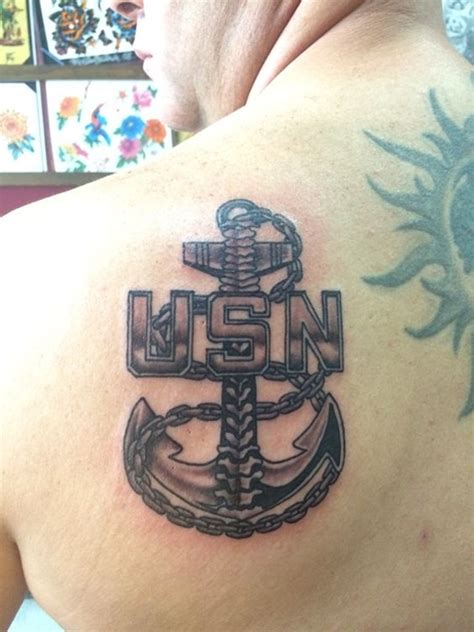 90 anchor tattoos that pay homage to the traditional