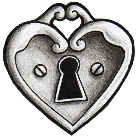 heart shaped locket tattoo designs shaped locket clipart clipart collection you