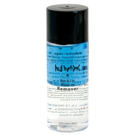 Facemitt Cosmetic Remover Blue nyx eye and lip makeup remover clear blue 1 ounce mayanka make up