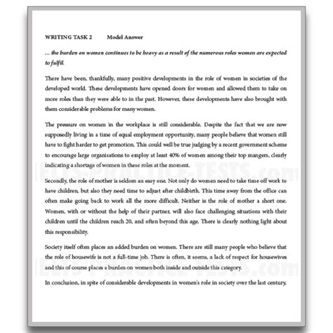 Ielts Essay Writing General by Ielts Writing Practice General Today