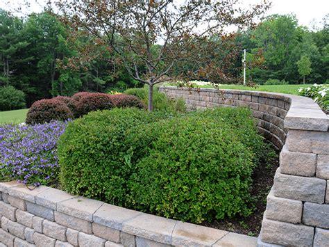 Landscape Nursery Inc Retaining Walls Fraziers Landscaping Inc