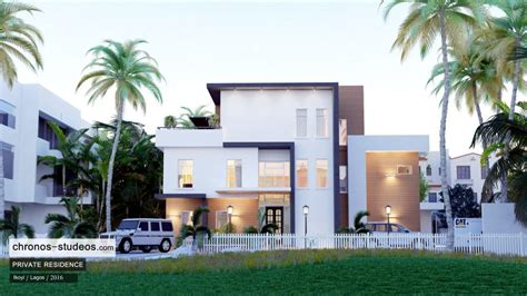 Rendered Floor Plans the finest architects in lagos nigeria
