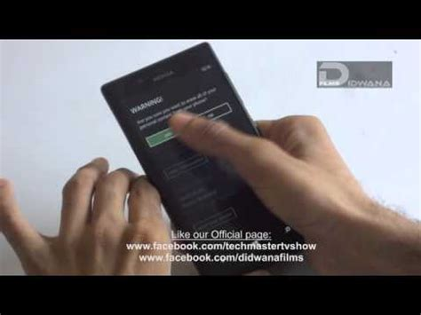 solution for hang freeze nokia lumia microsoft windows tech master nokia lumia 720 reset solution for hang