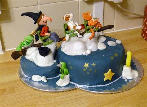 chocolate room cakes room on the broom cake the great bake