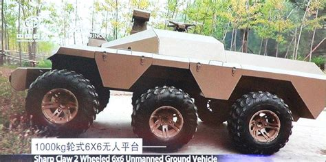 Kr01030 Unmanned Ground Vehicle Ugv Robot Car Chassis wheeled robots and lunar cars