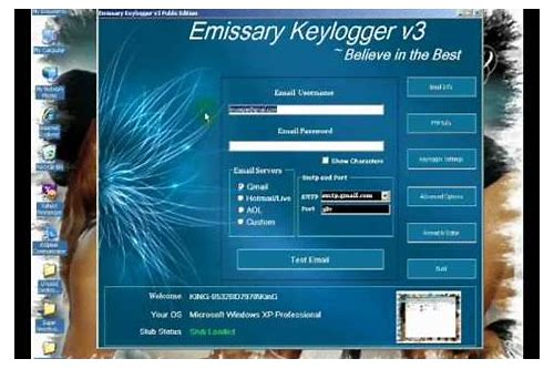 emissary keylogger v5 download free