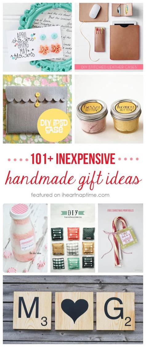 homemade gift ideas       heart nap time
