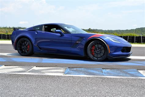 2017 grand sport corvette 2017 chevrolet corvette grand sport review autoguide