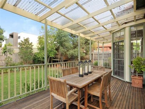 Small Home Designs Kerala Style outdoor living design with verandah from a real australian