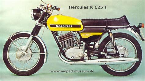 125er Motorrad Tuning Teile by Hercules Mk2 Bereit F 252 R Die Saison 2011