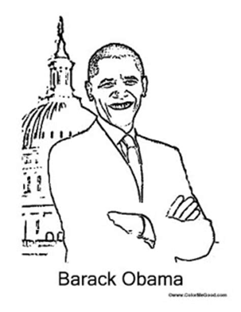 Have Fun Teaching Blog Free Election Coloring Pages Barack Obama Coloring Page
