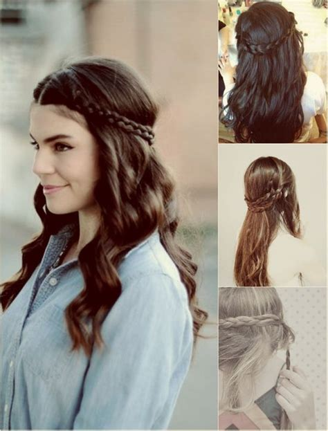 daily hairstyles at home 6 chic braided crown hairstyles for girls daily creation