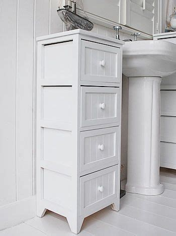 White Wood Free Standing Bathroom Storage Cabinet Unit 25 Best Ideas About Narrow Bathroom Cabinet On Pinterest Narrow Bathroom Vanities