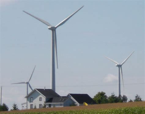 better plan the trouble with industrial wind farms in