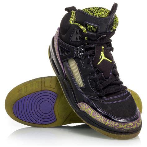 mens basketball shoes air spizike mens basketball shoes black green