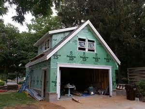 Craftsman Style Garages Craftsman Garage Home Design