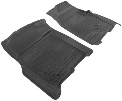 2012 Ford F 150 Floor Mats by Floor Mats For 2012 Ford F 150 Husky Liners Hl18331