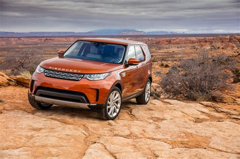 2017 land rover discovery 2017 land rover discovery review caradvice