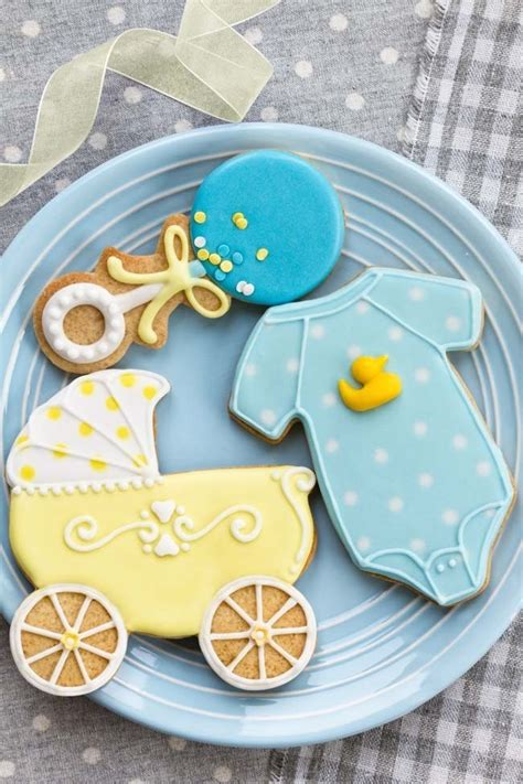 Baby Shower Cookie Ideas by Boy Baby Shower Cookie Ideas Spaceships And Laser