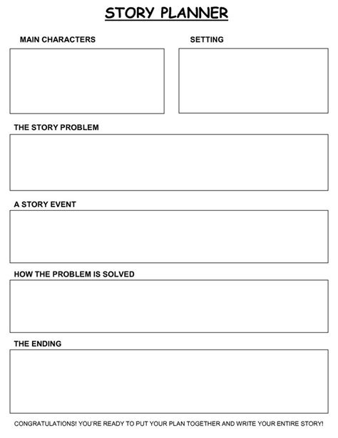 story planner template story mountain planning sheet ks2 picture picture craft