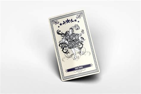 tarot card size template gamecrafters tarot card mockup on behance