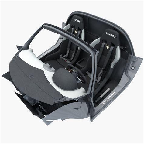 maserati models interior maserati mc12 interior v2 obj