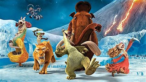 Ice Age: Collision Course Theme for Windows 10   8   7