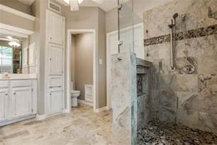 bathroom remodel ideas walk in shower gorgeous walk in shower bathroom remodel dfw improved
