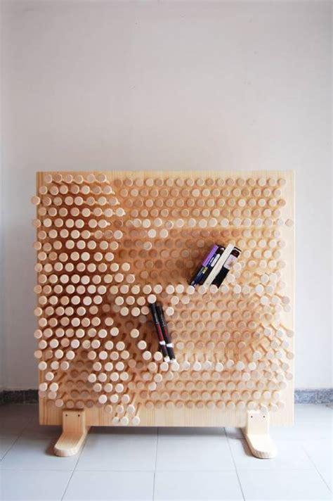 Kipas Nempel Di Dinding nempel di dinding kayak kipas 11 desain rak buku ini