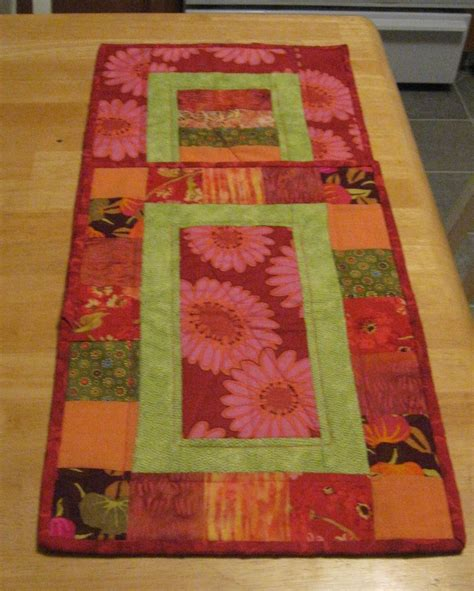 Handmade Quilted Placemats - pin by on placemats