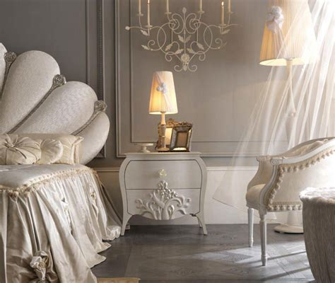 mobila dormitor clasica de lux italia