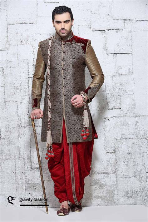 43 best sherwani images on Pinterest   Indian groom wear