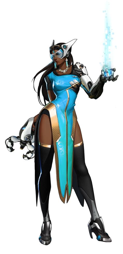 hot female overwatch characters here are the characters of blizzard s new game overwatch