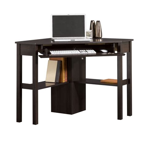 sauder cherry computer desk shop sauder cinnamon cherry computer desk at lowes