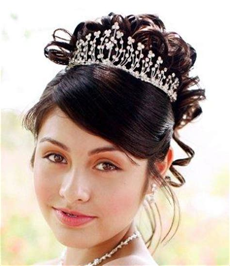 quince hairstyles curly hair hairstyles for a quinceanera hairstyles pinterest