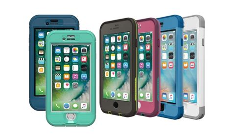 Lifeproof Nuud Iphone 6s Plus Original Cliff Dive lifeproof n 252 252 d and frē series for iphone 6s 6s plus 7 7 plus groupon