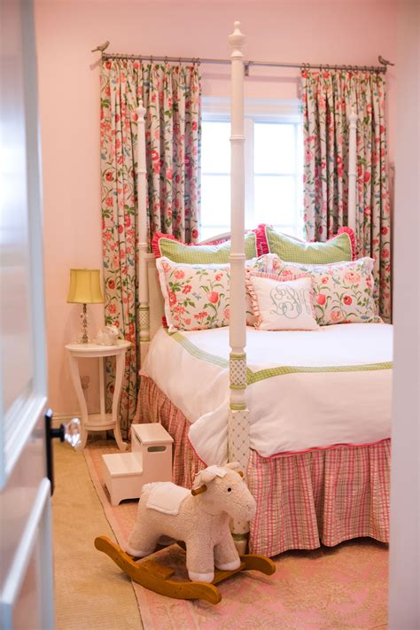 Preppy Window Treatments Design Reveal Classic Preppy Style Project Nursery