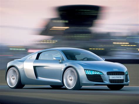 Audi R8 Concept by Audi R8 Concept By Thecarloos On Deviantart