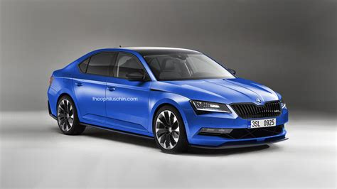 skoda suprb skoda superb rs seriously being considered