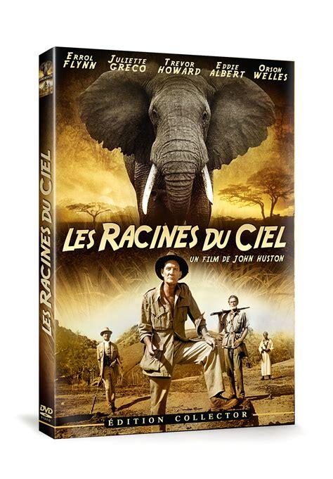 libro les racines du ciel chronique dvd les racines du ciel un classique in 233 puisable de john huston toutelaculture