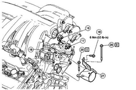 lincoln ls engine coil diagram lincoln free engine image